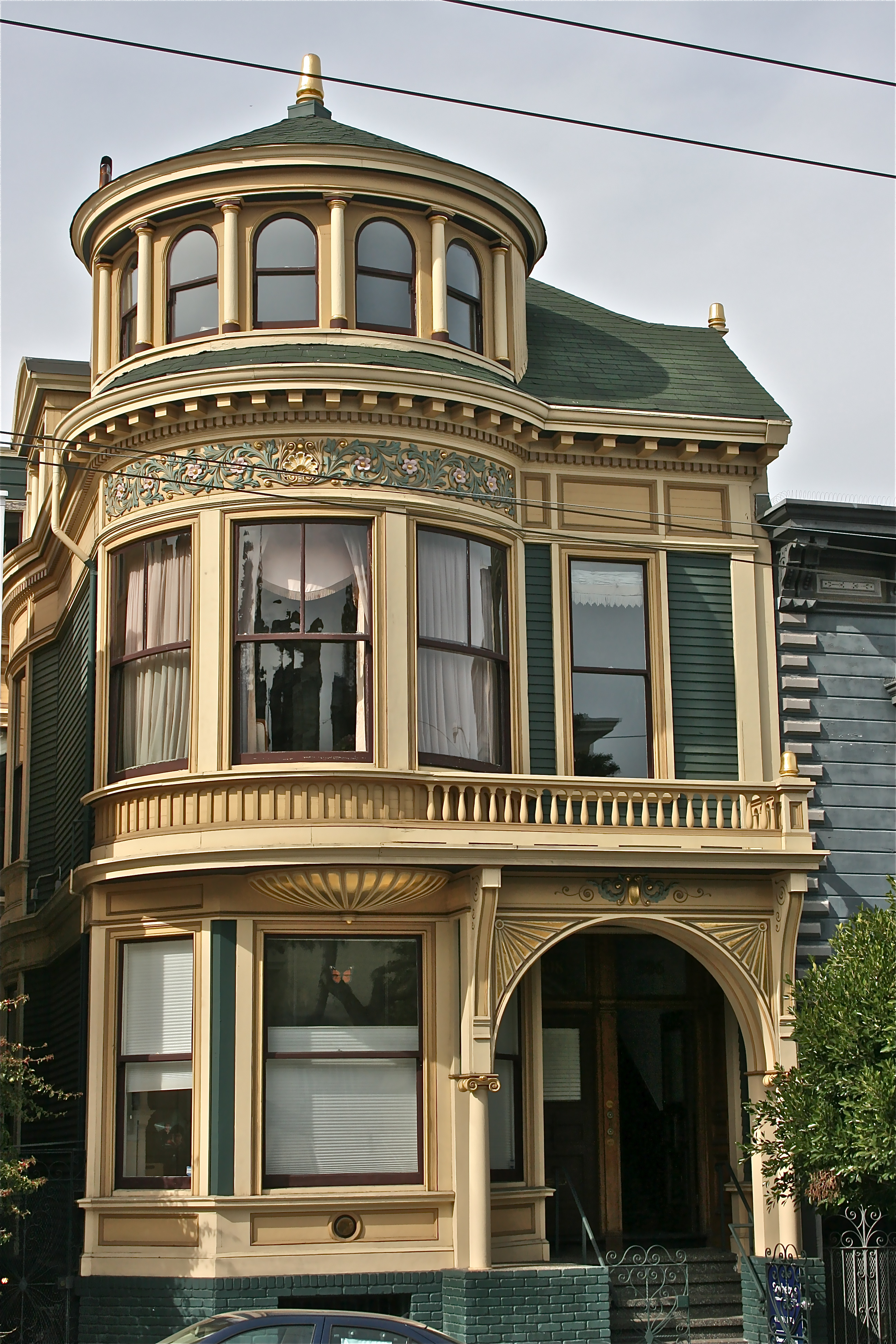San francisco victorian for San francisco victorian houses